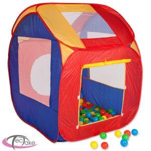 TecTake Tente de jeux avec 200 balles