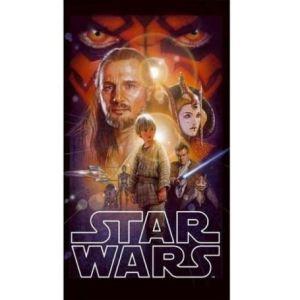 Beltex Drap de bain Star Wars (70 x 140 cm)
