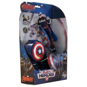 Bandai Flying Heroes Captain America