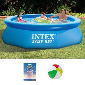 Intex 28120 - Piscine autoportée ronde 3,05 x 0,76 m