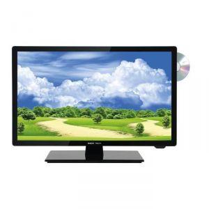Inovtech INOV472518 - Combi Téléviseur LED 47 cm avec lecteur DVD