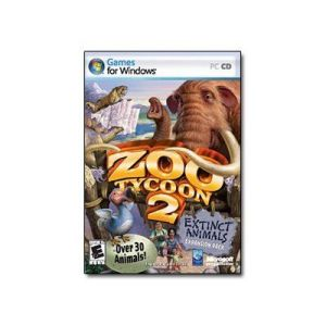 Zoo Tycoon 2 : Extinct Animals sur PC