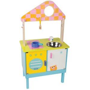 Boikido Cook & Play - Cuisine 3 en 1