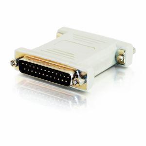 C2g 81516 - Cables To Go Adaptateur protecteur de port DB25 M/F
