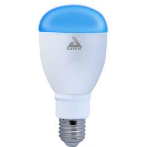 AwoX SmartLIGHT Color Ampoule LED Bluetooth 4.0 9W équivalent 60W 100-240V douille E27