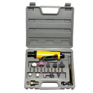 Prodif PT125 - Coffret meuleuse droite pneumatique