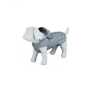 Trixie Rapallo - Manteau en laine avec capuche amovible pour chien