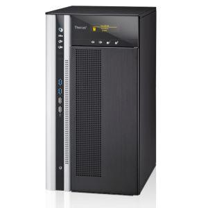 Thecus N10850 - Serveur NAS 10 baies Ethernet avec écran tactile