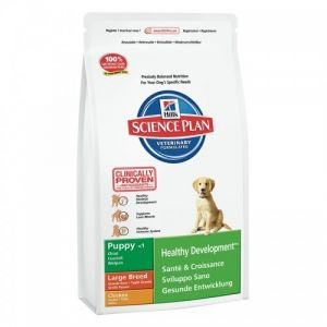 Hill's Puppy Large Breed Chicken - Sac 11 kg