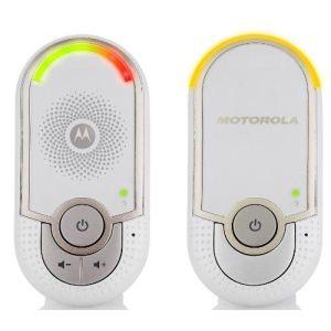 Motorola MBP8 - Écoute-bébé digital Plug'n Go
