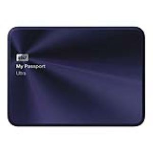"Western Digital WDBEZW0020B - Disque dur externe portable My Passport Ultra Metal Edition 2 To 2.5"" USB 3.0"