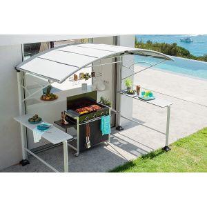 abri pour barbecue comparer 33 offres. Black Bedroom Furniture Sets. Home Design Ideas