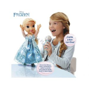Princesse Elsa chante avec moi (La Reine des Neiges)