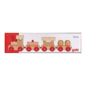 Goki Train avec attaches magnétiques