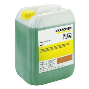 Kärcher 6.295-290.0 - Détergent liquide Press & Ex RM 764 pour les Injecteur/extracteur Puzzi et les têtes de lavage