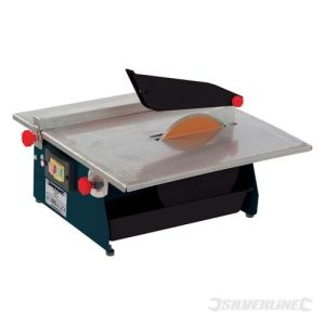 Silverline Silverstorm 631018 - Table coupe carrelage 600 W