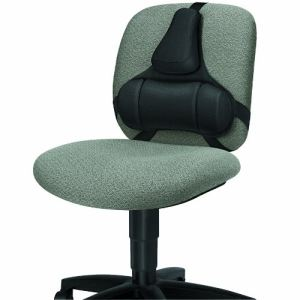 Fellowes Professional Series 8037601 - Support dorsal Premium