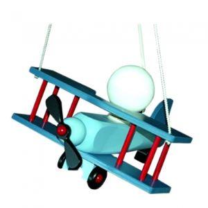 Waldi Lampe suspension Aeronef pour enfant