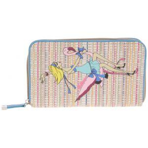 Lollipops 17954 - Portefeuille Omazonne zippé pour femme