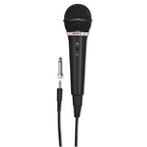 Sony F-V220 - Microphone vocal portable