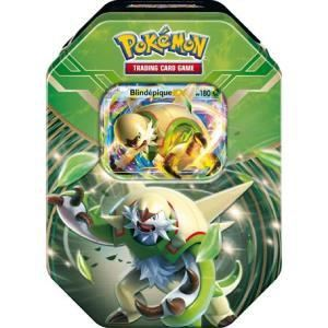 Asmodée Carte à collectionner Pokébox Blindépique Ex Noël 2014
