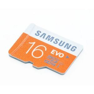 Samsung MB-MP16D/EU - Carte mémoire microSDHC EVO 16 Go classe 10
