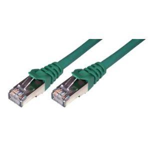 MCL Samar FCC6BMSF-5M/V - Cordon de brassage RJ45 cat.6 S/FTP 5m