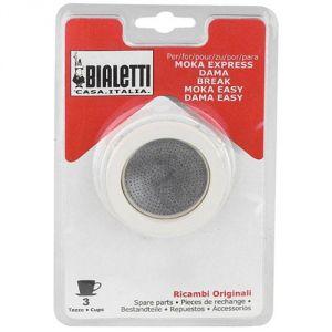 Bialetti 800002 - Joint pour cafetière Moka + filtre 2 tasses
