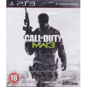 Call of Duty : Modern Warfare 3 sur PS3