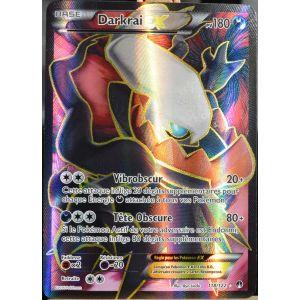 Asmodée Darkrai Ex - Carte Pokémon XY Rupture Turbo