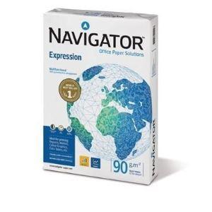 Navigator Ramette de 500 feuilles Inkjet A3 coloris blanc 90g