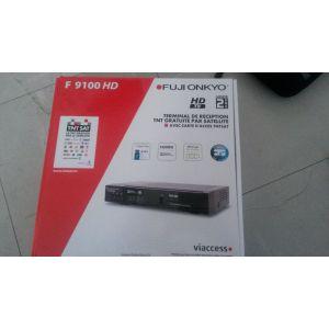 Sedea 685100 - Récepteur TNT SAT HD enregistreur