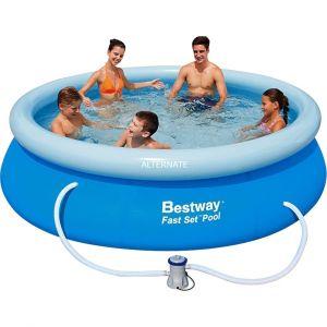 Bestway 57270 - Kit de piscine gonflable ronde 305 x 76 cm