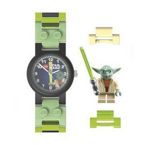 Lego 740417 - Montre pour enfant Star Wars Maître Yoda