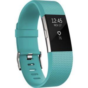 Fitbit Charge 2 - Bracelet connecté taille L