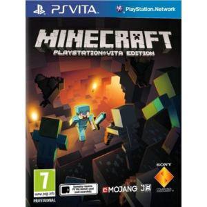 Minecraft sur PS Vita