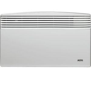 AEG WKL1503 S - Radiateur électrique 1500 Watts avec thermostat