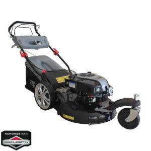 Gardeo GTDTAC58HP5TBS-CM3R - Tondeuse 3 roues 161cc - 56 cm