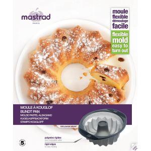 Mastrad F41414 - Moule à kouglof