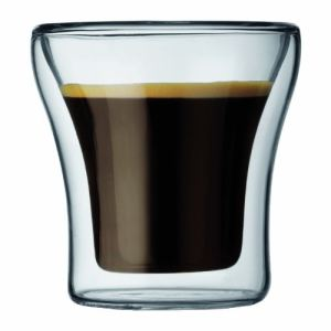 Bodum 4554-10 - 2 verres Assan double paroi (9 cl)
