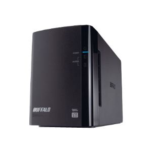 Buffalo HD-WL6TU3R1 - Disque dur externe DriveStation Duo 6 To 2 baies USB 3.0