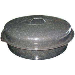 Beka Roasty Cook - Daubière ovale en acier émaillé (34 cm)