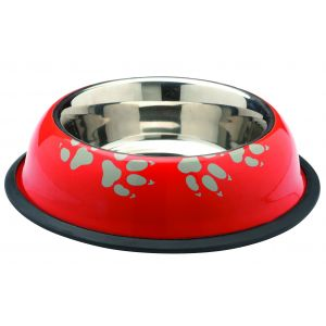 Bobby Gamelle pour chien inox Ribambelle couleur Orange Taille 20