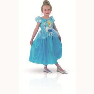 Rubie's Déguisement Classique Cendrillon fille (7-8 ans)