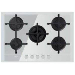 Whirlpool GOF 7523/WA - Table de cuisson gaz 5 foyers