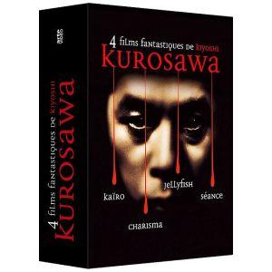 Coffret Kiyoshi Kurosawa - Kairo + Charisma + Jellyfish + Seances