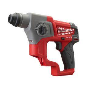 Milwaukee M12 CH-0 - Perforateur Fuel SDS sans fil 12V