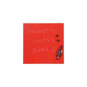tableau memo verre magnetique comparer 53 offres. Black Bedroom Furniture Sets. Home Design Ideas