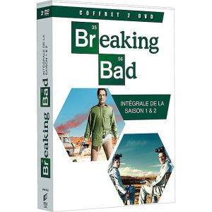 Coffret Breaking Bad - Saison 1 et 2