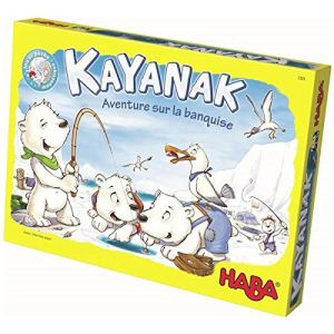 Haba Kayanak aventure sur la banquise